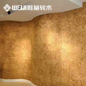 原色软木墙板