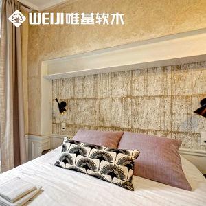 软木背景墙墙纸