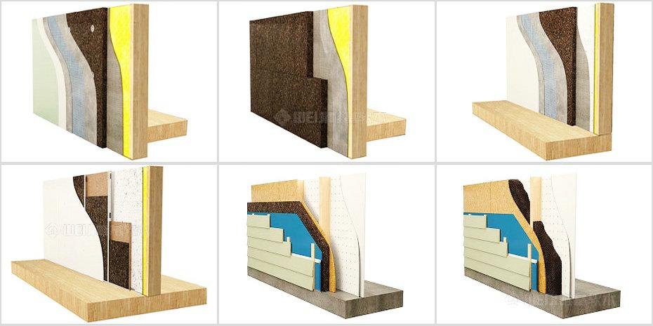 内外墙隔热保温软木板