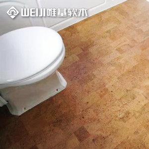 软木卫浴地板