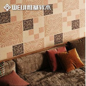 艺术软木墙板