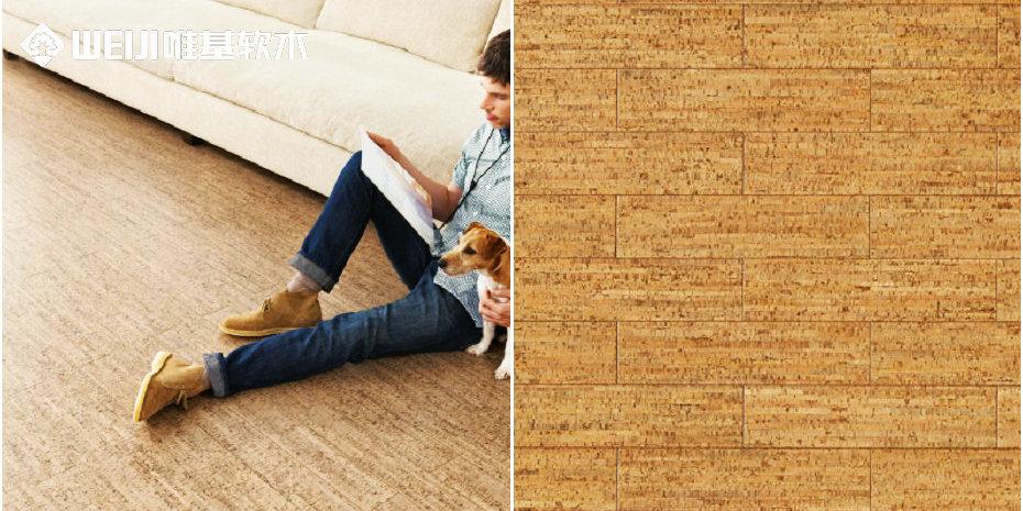 工字拼软木地板
