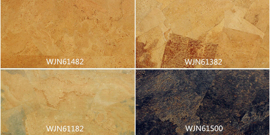 软木粘贴地板