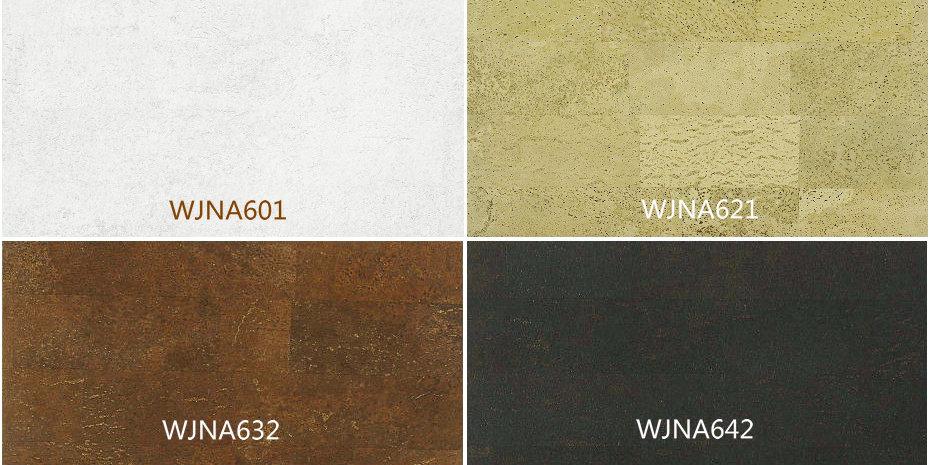 彩色软木地板