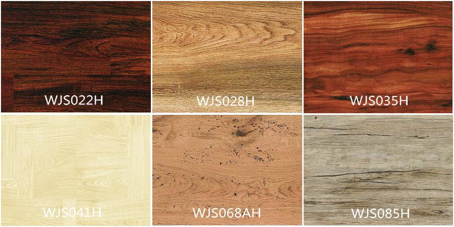真木软木地板花色