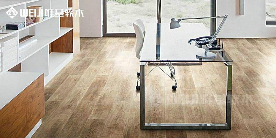pvc软木地板