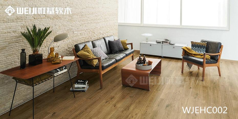 爱格软木地板