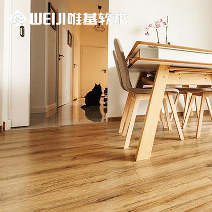 真木软木地板