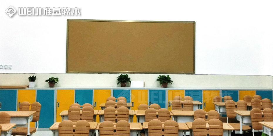 教学软木板