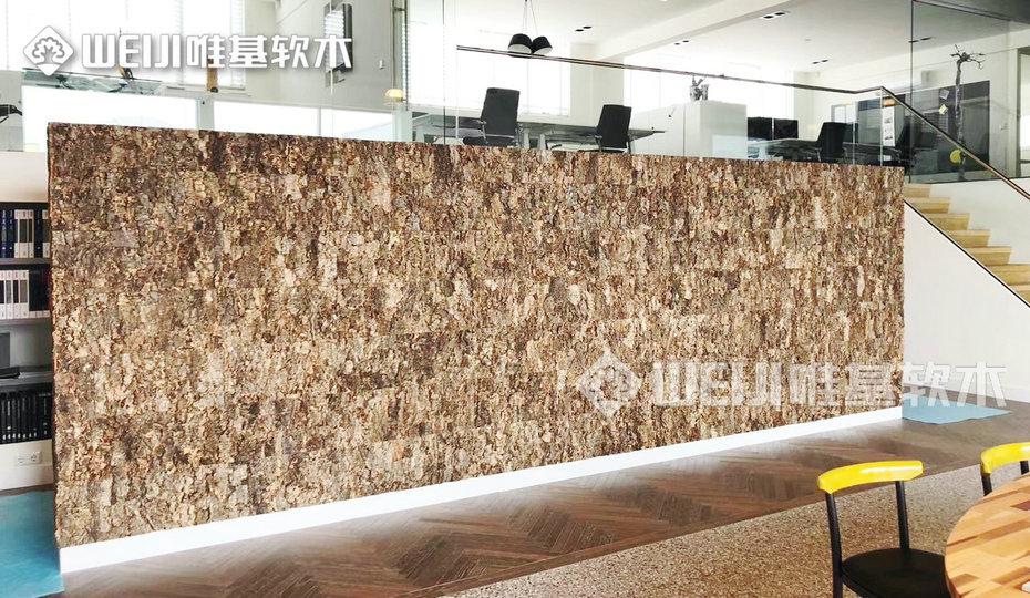 原皮软木装饰板