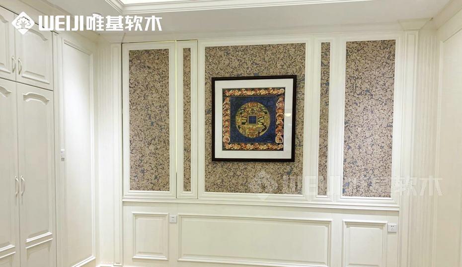 软木护墙板