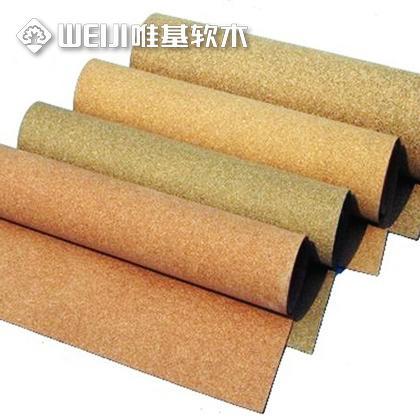 橡胶软木纸