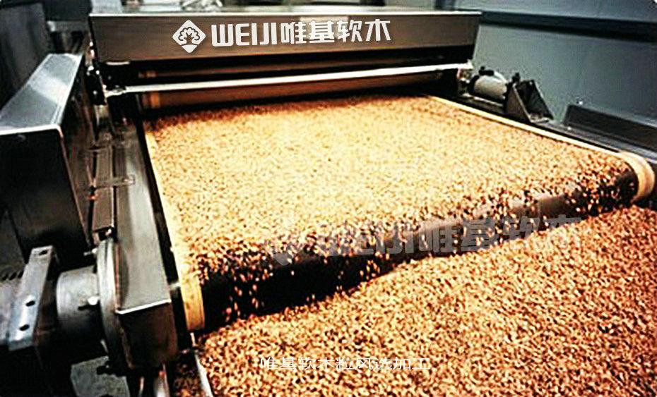 唯基软木颗粒加工生产