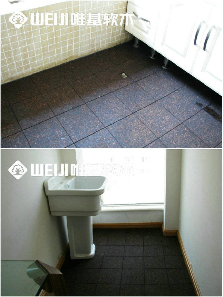 防水木地板