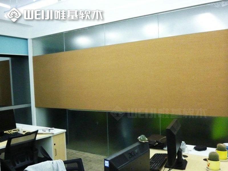 软木板怎么上墙安装